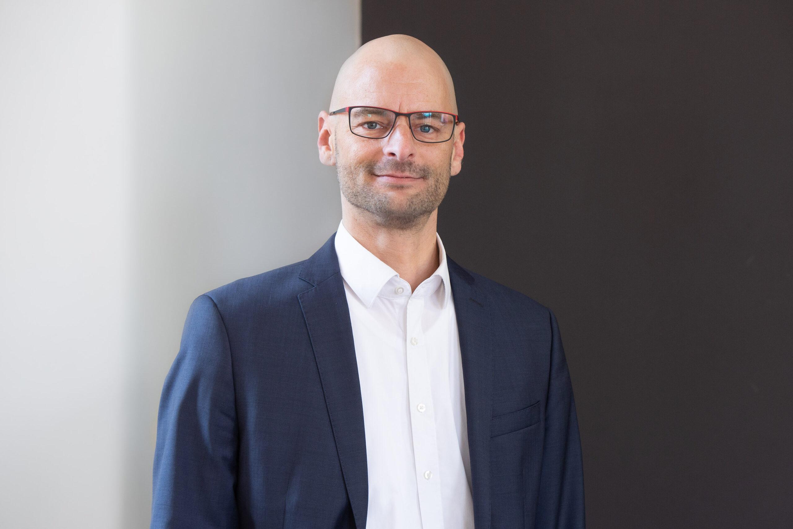Stephan Ostermann Grüner Direktkandidat für den Wahlkreis 192 Gotha – Ilm-Kreis