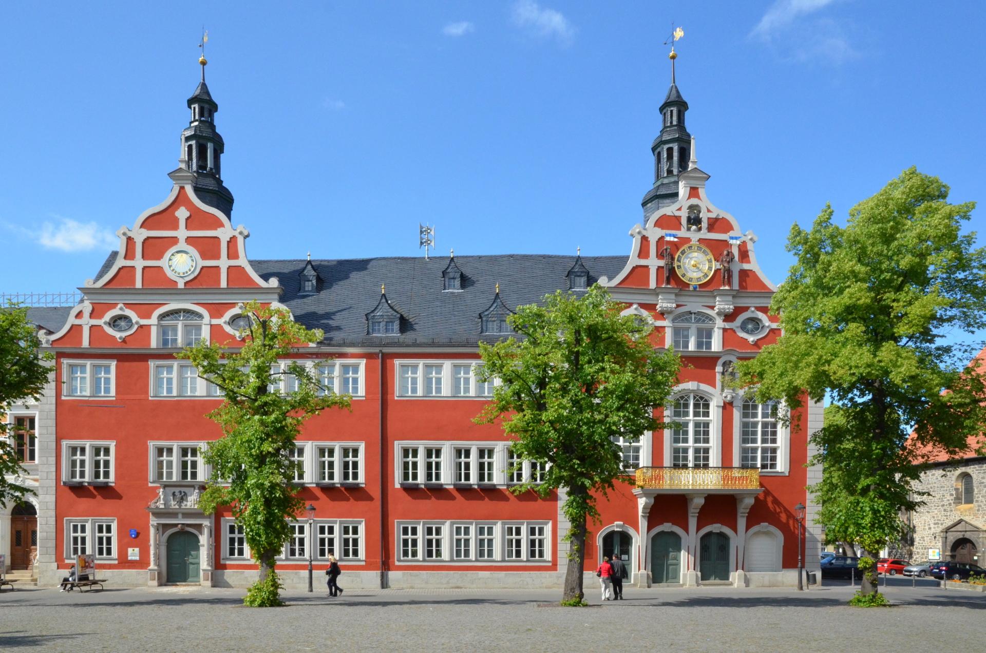 18. Sitzung des Stadtrates Arnstadt
